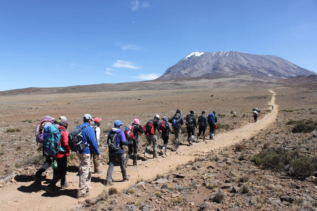 is a great way to explore and enjoy Mt Kilimanjaro climb and scenery.