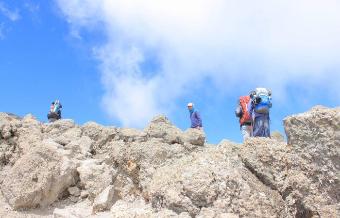 Umbwe route 6 days is well-deserved reputation of being the most challenging route on Mount Kilimanjaro.