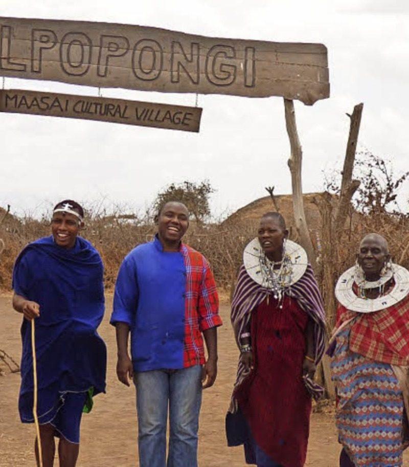 Olpopongi Maasai